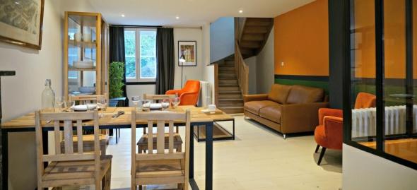 appart h tel lille hubert iii lille. Black Bedroom Furniture Sets. Home Design Ideas