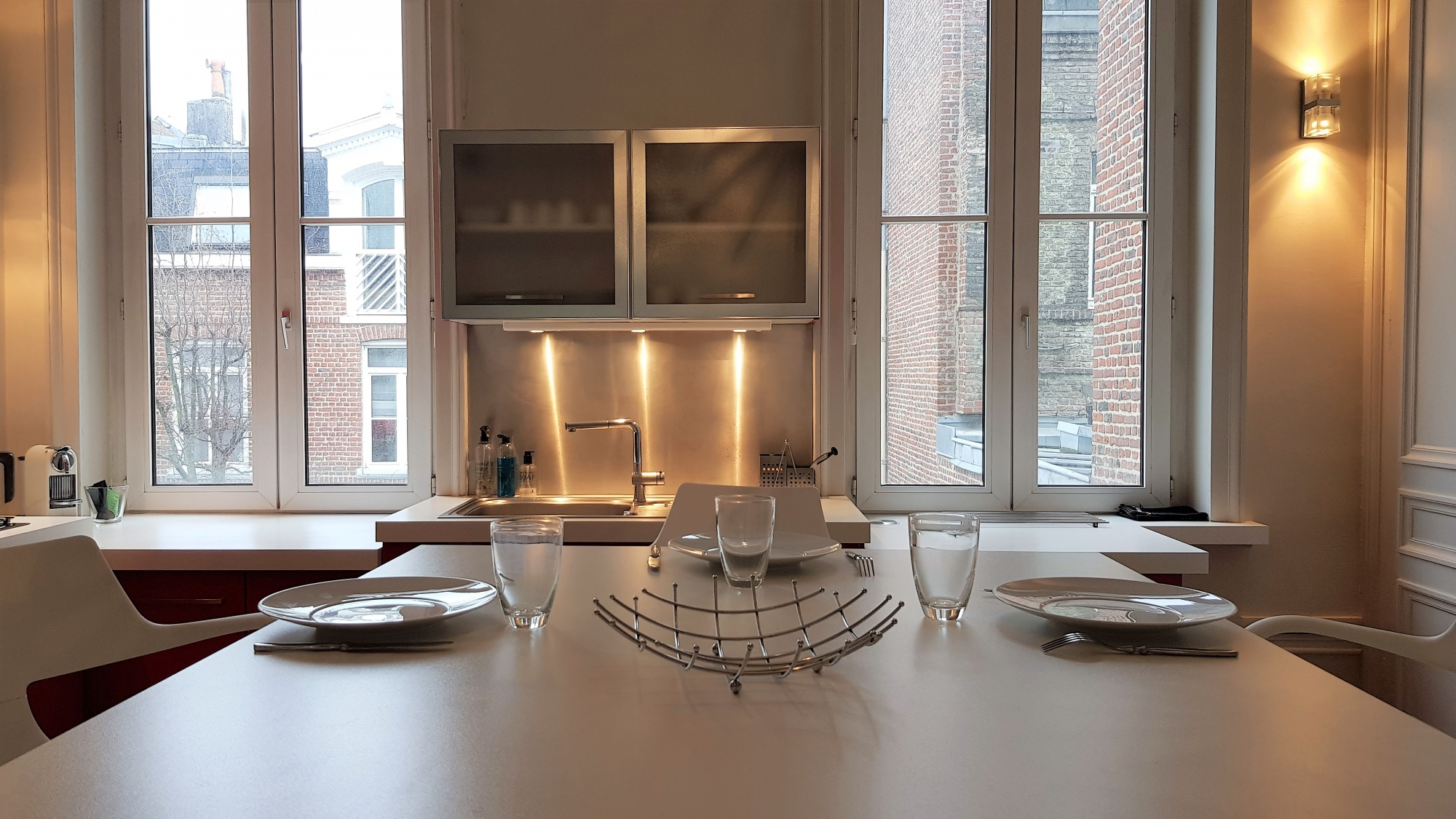 appart hotel appart h tel lille elise in meta ville. Black Bedroom Furniture Sets. Home Design Ideas