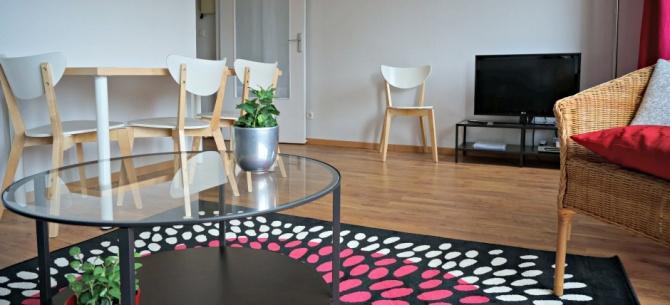 appart h tel lille agathe pour une location de courte dur e lille. Black Bedroom Furniture Sets. Home Design Ideas
