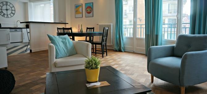 Appart h tel lille lazare pour une location de courte for Prix appart hotel au mois